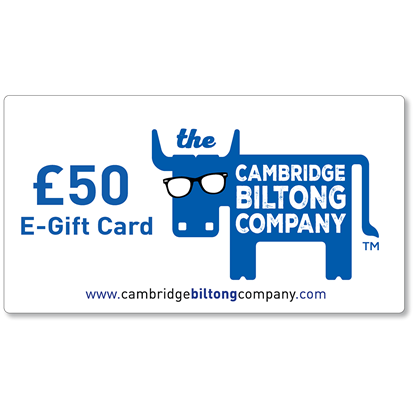 Picture of £50 E-Gift Card