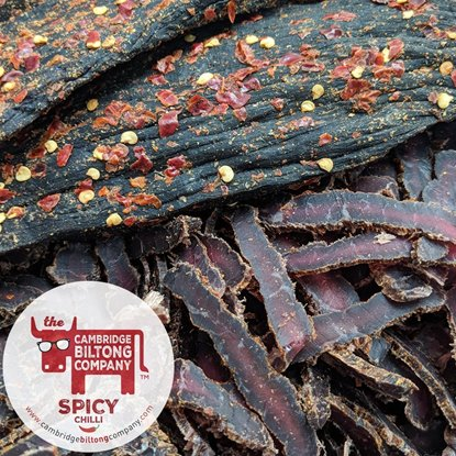 Picture of Spicy Chilli Biltong - Bulk